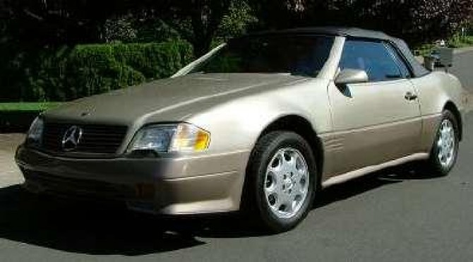"""Merbaron Benz"" For Sale: The Importance of a Philosophy"